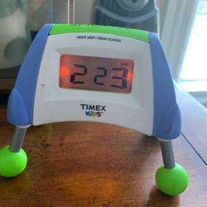 Timex Other - Kids Timex ⏰ Alarm Clock